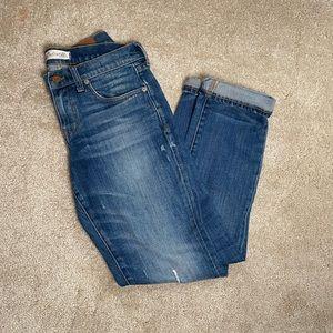 Madewell Slim Boy Jean size 26